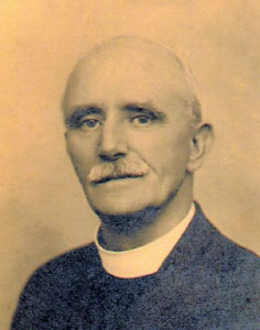 Allon Poole (Pastor from 1926 to 1933)