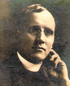 George T Hickman (Pastor from 1934 to 1942)