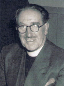 Arthur Shears (Pastor from 1942 to 1949)