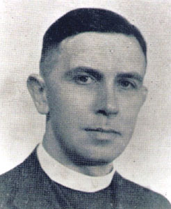 Horace F Webb (Pastor from 1950 to 1956)