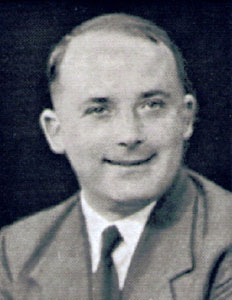 Eric Looker (Pastor from 1959 to 1961)