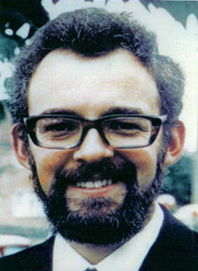Keith Argyle (Pastor from 1969 to 1974)