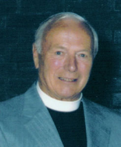 Kenneth Witting (Pastor from 1988 – 1993)