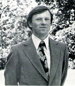 Christopher Friend (Pastor from 1977 – 1982)