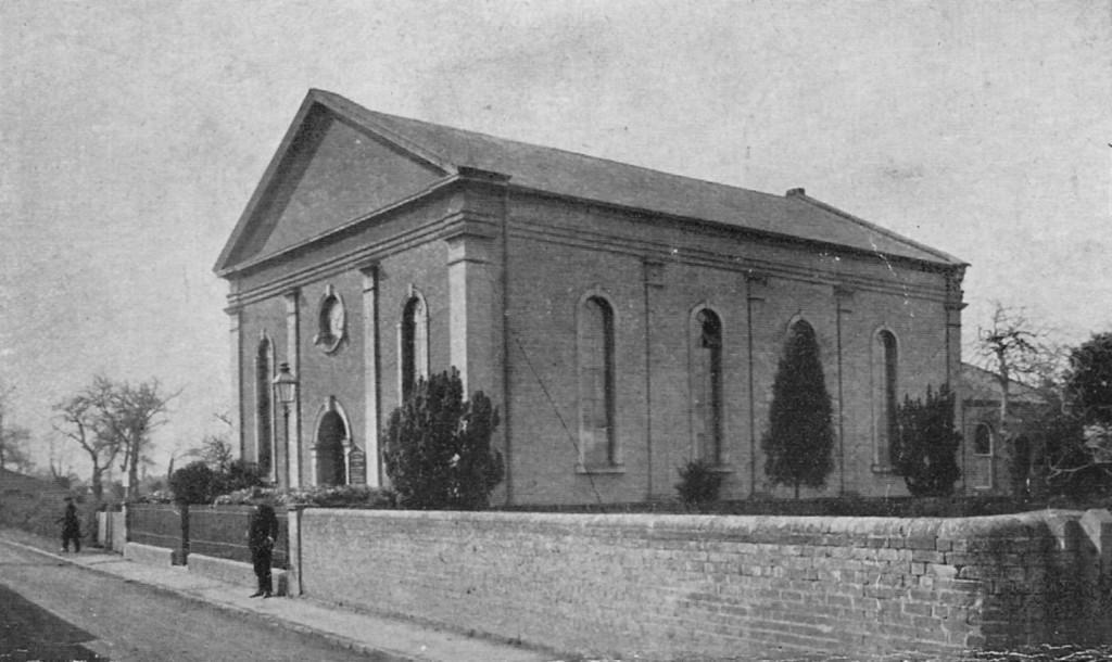 West End Baptist Church c.1908