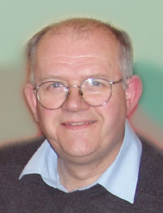 Graham Warmington (Pastor from 1994 – 2009)