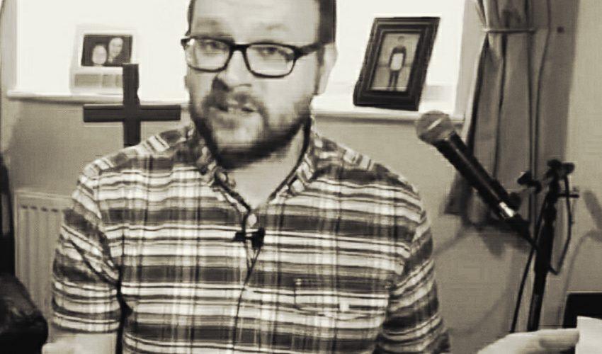 Rev Ian McManus  - YouTube Sunday Service